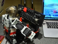 PIBOT - The tiny robot that is learning how to fly aircraft
